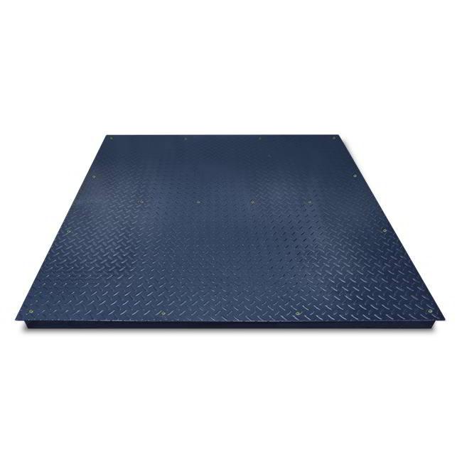 Весовая платформа 4EH Dibal от 600 кг до 3000 кг для пола или приямка