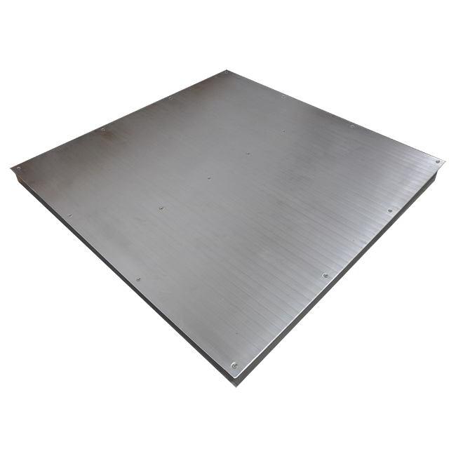 Весовая платформа из нержавеющей стали 4EI Dibal от 600 кг до 3000 кг для пола или приямка
