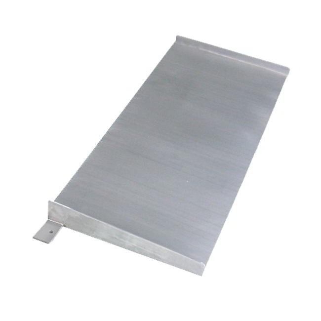 Пандус наездной к весам Dibal 4EI  из нержавеющей стали