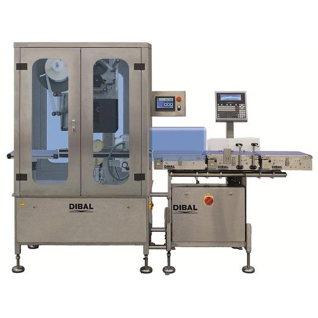 Автоматический этикетировщик Dibal LS-4000+ Испания