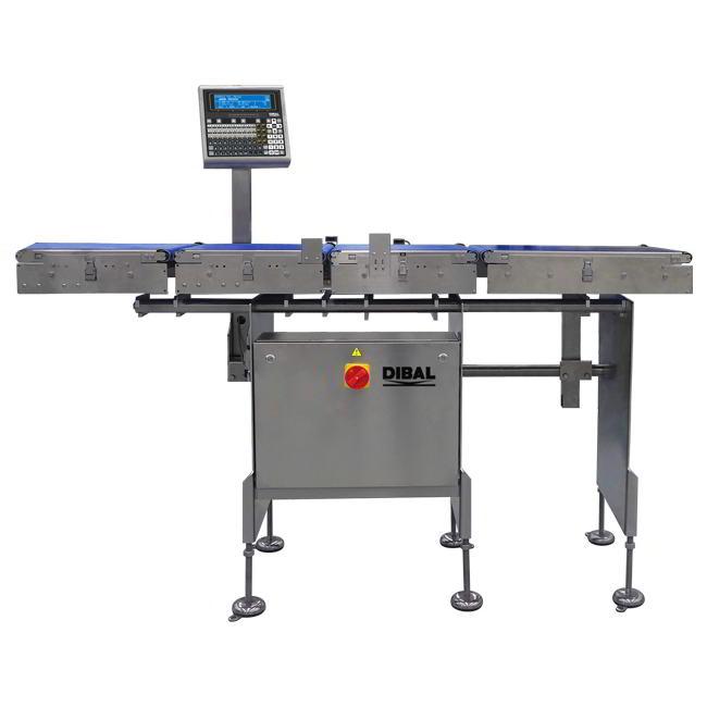 Динамические контрольные весы чеквейер Dibal CW-4000+ серии