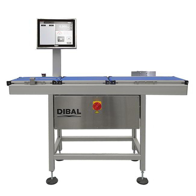 Динамические контрольные весы чеквейер Dibal CW 800 серии