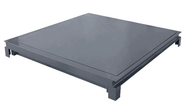 Весовая платформа HE Dibal от 300 кг до 3000 кг для приямка