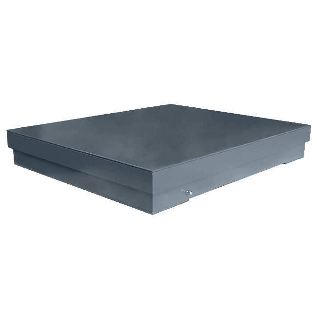 Весовая платформа HS Dibal от 300 кг до 3000 кг на ровную поверхность