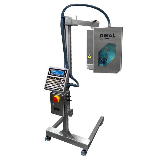 Dibal LA-3000 - комплекс для автоматической  маркировки. Испания