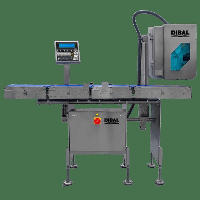 Автоматический этикетировщик Dibal LS-4000+ Испания1
